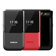 Nokia 2720 Flip 4G折疊式手機 (贈手機立架)黑色