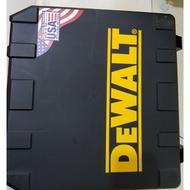 686工具 DEWALT 德偉 原廠工具箱 全新品 可放 DCF887 DCD996 雙電池 充電器115 三重可面交