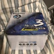 全新 幻達 Music3 OneDer 魔幻版 智能5.0 無線藍芽耳機 勁爆低音 實拍 現貨