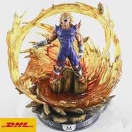 """18 """"อะนิเมะรูปปั้น Son กางเกงว่ายน้ำหน้าอก Son Gohan Full-Length Portrait 1/6 Scale Original รุ่น GK Action Figure กล่องของเล่น45ซม.X2388"""