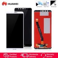 Huawei y9 2018 Enjoy 8 Plus 螢幕總成  液晶 螢幕維修 玻璃破裂 框架分離 液晶 手機零件