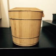 老黃檜木桶
