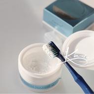 Kimtrue / Kt Probiotic Sea Salt Brightening Powder / Toothpaste Powder 50g