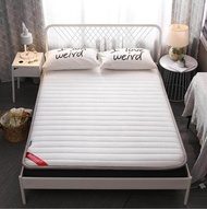 Simple Style Knit Cotton Foldable Mattress Pad CLJ120201