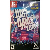 全新 NS Switch  舞力全開 Just Dance 2018 英文版