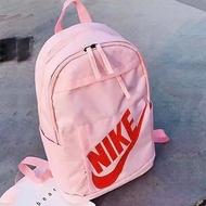 Nike_boy และสาวกระเป๋านักเรียนมัธยมต้นกระเป๋าสะพายวิทยาลัยกระเป๋าเดินทางกีฬาของแท้ NiKe_backpack