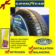 Goodyear Wrangler TripleMax tyre tayar tire(With Installation)255/70R15 215/65R16 245/70R16 265/70R16 215/60R17 255/65R17