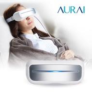 AURAI 水波式冷熱敷眼部舒壓機 眼部按摩器 - 雙入 二組特惠