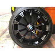BMW 18吋鋁圈含胎 E32 E38 E28 E34 E39 E60  E65 X3 X5