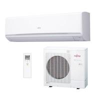 日本富士通冷暖變頻1對1分離式8坪(高級M)ASCG050KMTA/AOCG050KMTA配合裝潢設計安裝