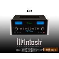 【敦煌音響】McIntosh C52 前級擴大機