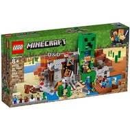 樂高LEGO 21155 Minecraft系列 - The Creeper™ Mine