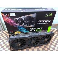 華碩 顯示卡 ASUS ROG STRIX GTX1070 8G Gaming