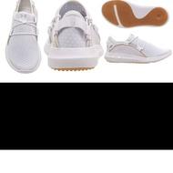 UA青年版Railfit運動鞋 白色5號