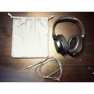 Sony耳罩式耳機MDR-100A(鐵灰色)