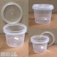 กระปุกเซฟตี้ 250,300,350,550,600 ML.  ฝาล๊อคแน่น กระปุกใส่อาหาร ใส่น้ำพริก ใส่ขนม
