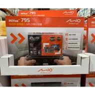 預購,2/7。宇達電通 mio mivue 795 高畫質測速行車紀錄器 汽車行車記錄器