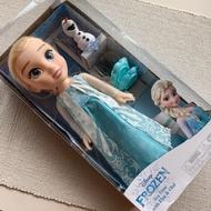 ✨冰雪奇緣✨9成新Elsa娃娃👉Costco購買