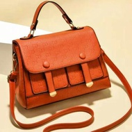 New Stock Women's Sling Bag Import 201350 (1 Kg Load 2) CR7271 JT18667 JTF18667 Handbag