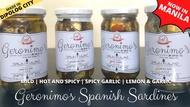 Geronimos Spanish Style Sardines