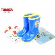 [正版公司貨-台灣製]多美小車 兒童雨鞋(16~20公分)正版TOMICA雨鞋