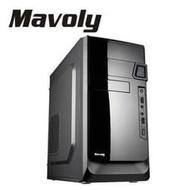 免運費 含發票有保障~超便宜機殼 Mavoly 松聖 蓮霧 M-ATX 1大3小 電腦機殼