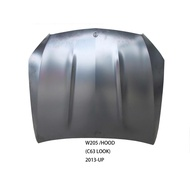 《傲美國際》賓士 MERCEDES BENZ  W205 / HOOD (C63 LOOK) 鐵 / 鋁 引擎蓋