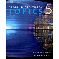 Reading for Today 5: Topics (5Ed.)