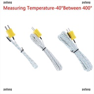 【PF】1Pc Wire Temperature Test K-type TP-01 Thermo Sensor Probe For TM-902C TES