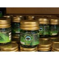 泰國代購🇹🇭 現貨 臥佛牌青草膏 萬用膏 5g 好攜帶 Phoku Herbal Balm 5g 熱銷 買十送一