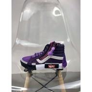 Vans范斯 Sk8-Hi Reissue CAP Style 36板鞋運動鞋 低幫帆布滑板鞋
