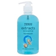 Tesco Extracts Oceania Handwash 500ml