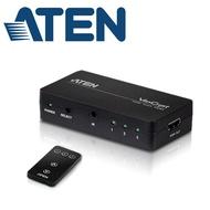 【ATEN】3埠 HDMI 影音切換器(VS381)