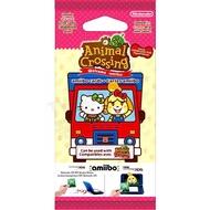 【預購商品】任天堂 AMIIBO NFC SWITCH NS 三麗鷗 動物之森 卡片 內含兩張卡 2020年下半年發售