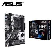 (C+M) 華碩 PRIME-X570-P 主機板 + AMD Ryzen 5-3600X 3.8GHz六核心 中央處理器