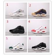 籃球鞋 Reebok Question Mid艾弗森Q1 艾佛森ai元年 運動鞋 籃球鞋