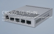 【RouterOS專業賣家】RouterOS/SWOS 10G Switch CRS305-1G-4S+IN 含運