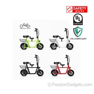 Fiido Q1 Electric Scooter 36v 10Ah UL2272 Certified