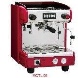 營業用半自動咖啡機-La Vie YCTL 01 單孔營業用義式咖啡機-良鎂咖啡精品館