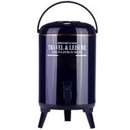 奶茶桶 daydays奶茶桶商用保溫桶大容量手提雙層水龍頭燒水桶冷熱開水桶