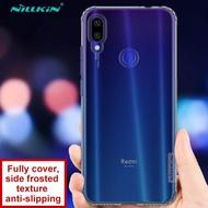 NILLKIN เคสกันกระแทก ซิลิโคนใส สำหรับ Xiaomi redmi Note 7/redmi Note 7 Pro