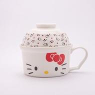 Hello Kitty泡麵碗