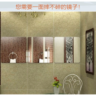 1886 Stickers Mirror Wall Stickers Acrylic Mirror 3d Wall Stickers