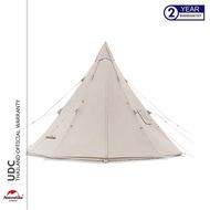 [ของแท้ประกันศูยน์] Naturehike : Profound 9.6 Blend Cotton Glamping Luxury Tent