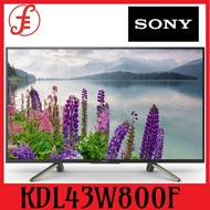 SONY TV 43INCH FHD SMART KDL43W800F 43 IN FULL HD ANDROID LED TV