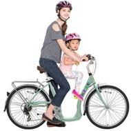 【趴趴坐 Papaseat】腳踏車兒童座椅 / Ubike兒童座椅 / 親子腳踏車兒童座椅