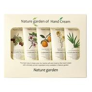 韓國 Nature Garden 經典護手霜禮盒(50gx5入)【小三美日】聖誕禮盒 新年禮盒 送禮首選◢D503359