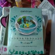 精靈寶可夢 神奇寶貝 飼育生態球 第二彈 盒玩  噴火龍 皮卡丘 公仔 玩偶 Pokemon