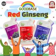 💖韓國熱銷💖韓國 正官庄 GOOD BASE 高麗紅蔘飲石榴- 紅石榴/野櫻莓/藍莓