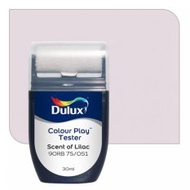 Dulux Colour Play Tester Scent of Lilac 90RB 75/051
